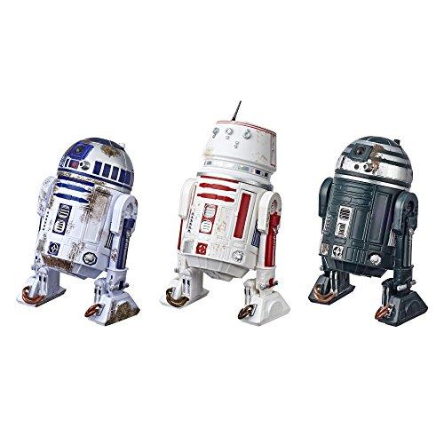 Star Wars Black Series Actionfiguren 15 cm Red Squadron Astromech Droids (3-Pack) Exclusive