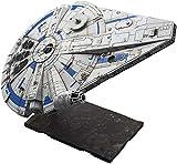 Bandai Hobby - Solo: A Star Wars Story - Millennium Falcon (LandoCalrissian Version), Bandai Star Wars 1/144 Plastic Model Kit