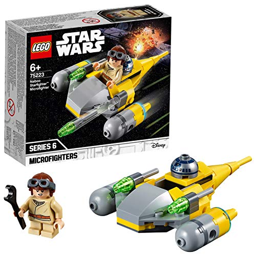 LEGO Star Wars 75223 - Naboo Starfighter Microfighter