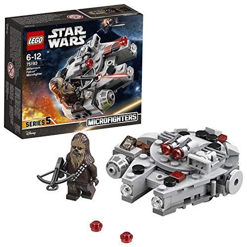 LEGO 75193 Star Wars Millennium Falcon™ Microfighter