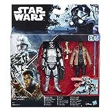 Hasbro Star Wars B9855ES0 - Finn Jakku vs Captain Phasma, Actionfigur