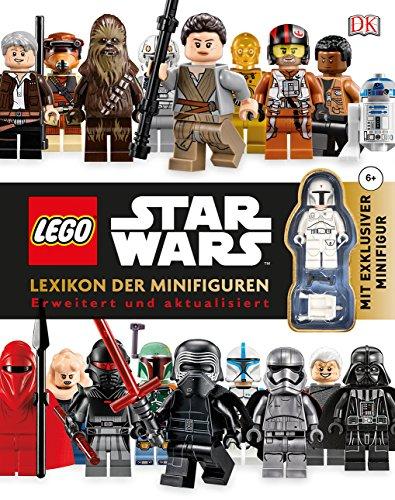 LEGO® Star Wars™ Lexikon der Minifiguren: Erweitert und aktualisiert mit exklusiver LEGO® Minifigur