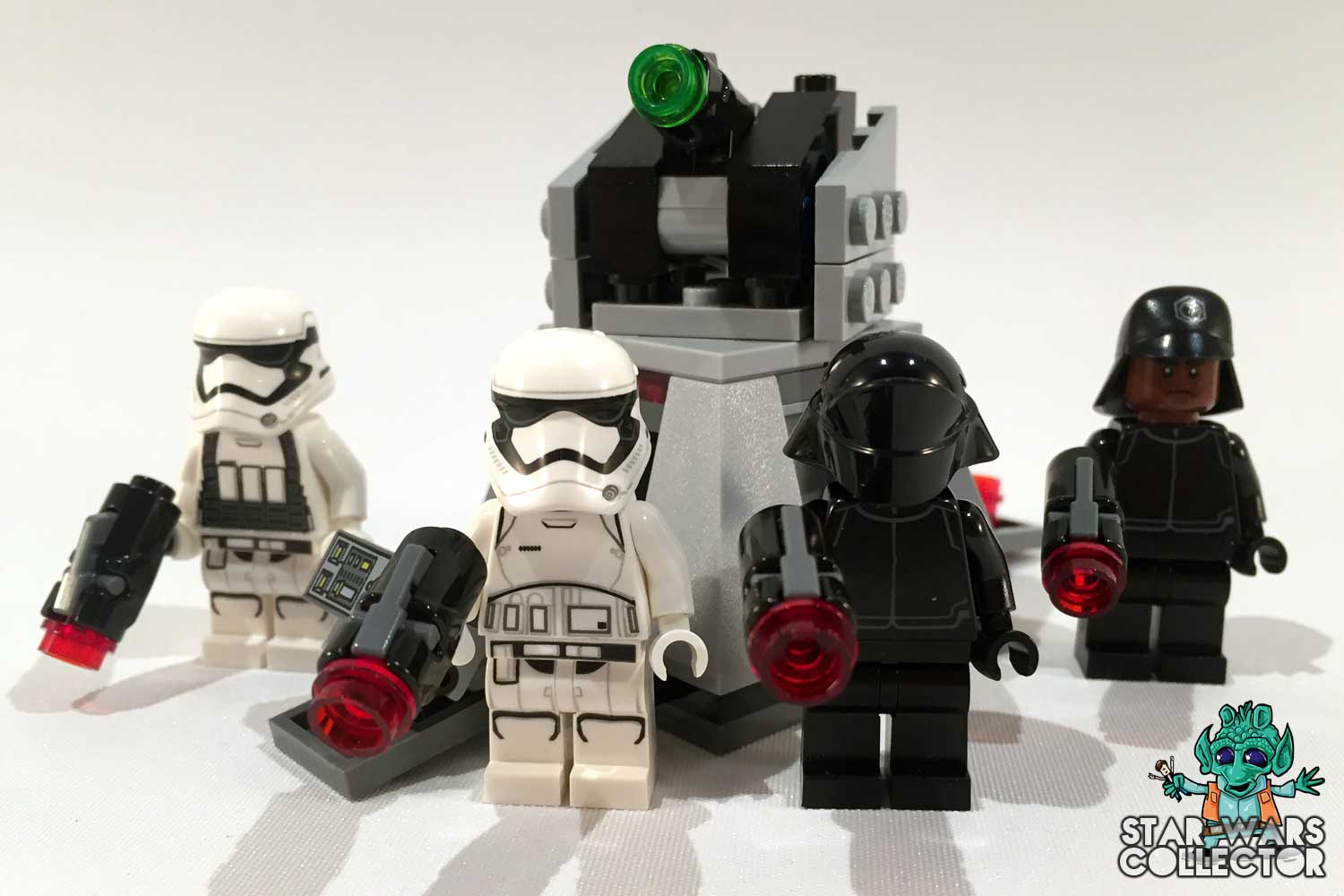 LEGO Star Wars 75132 First Order Battle Pack