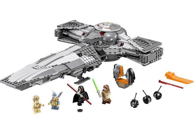 Lego Star Wars 75096 Sith Infiltrator 1