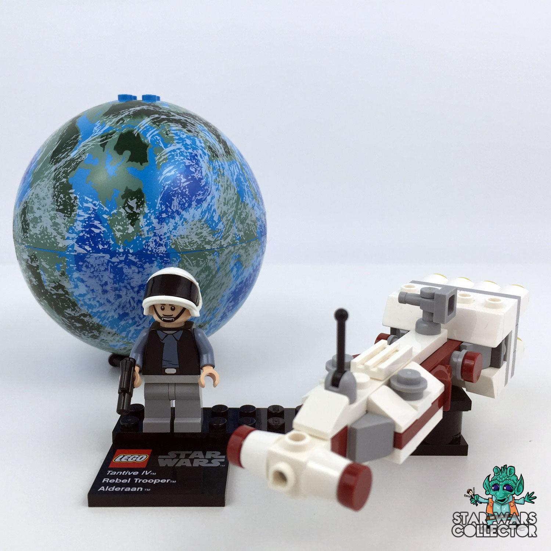 LEGO Star Wars 75011 Tantive IV & Alderaan