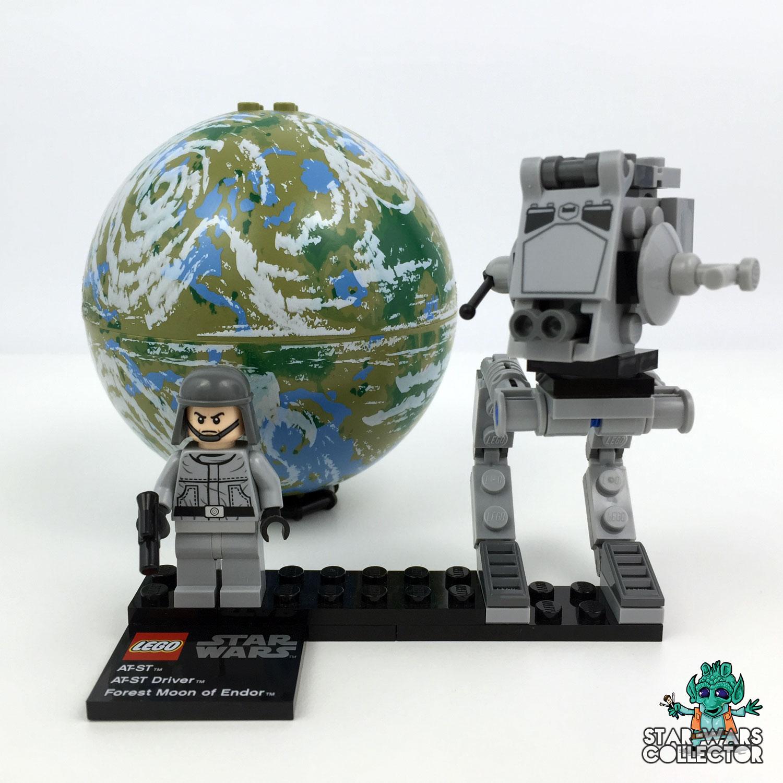LEGO Star Wars 9679 AT-ST & Endor