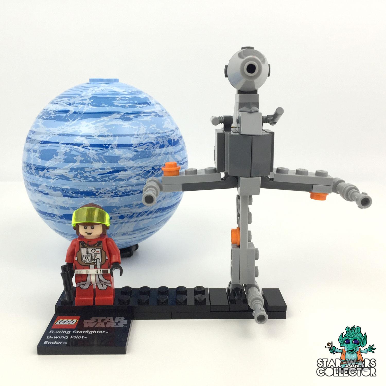 LEGO Star Wars 75010 B-Wing & Endor