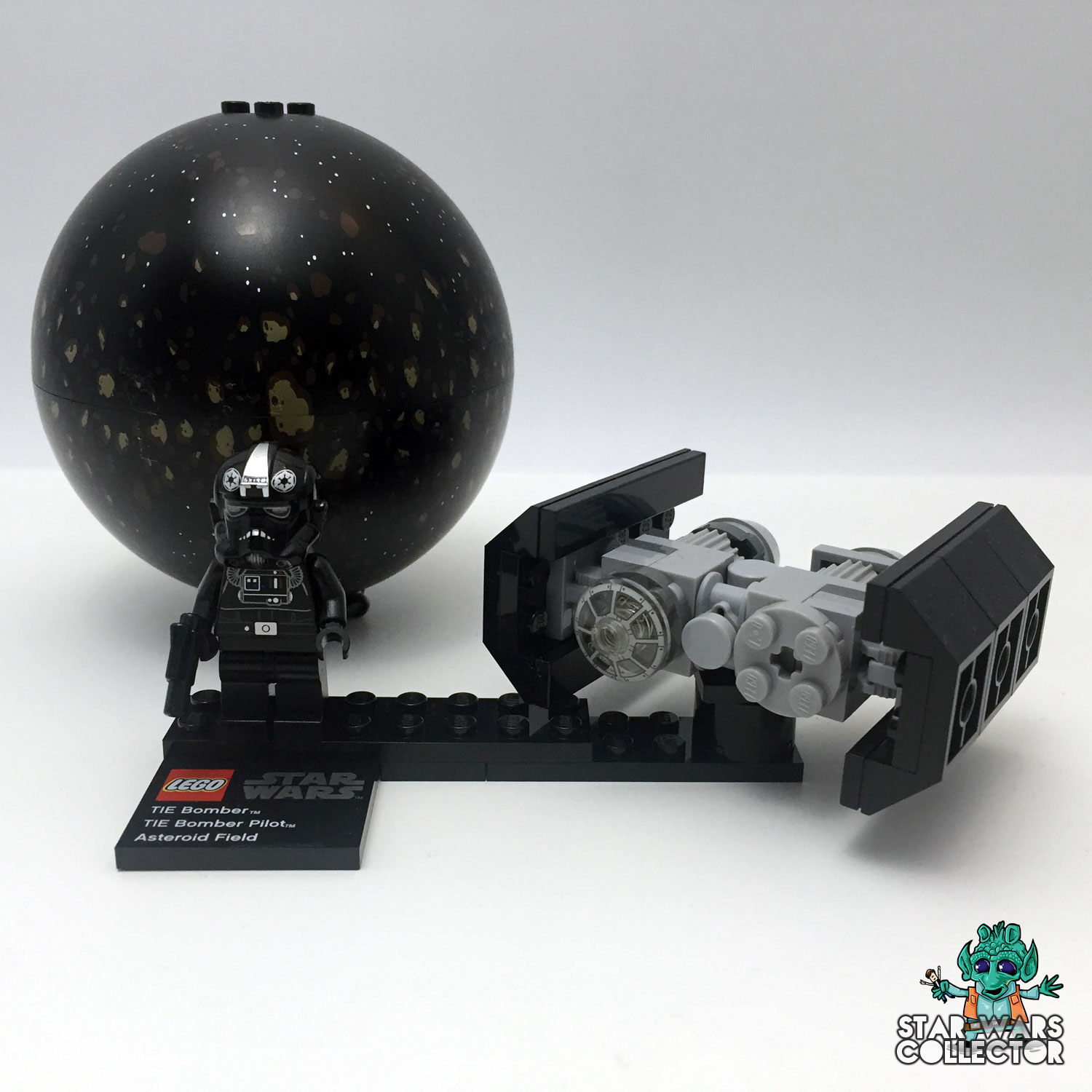 LEGO Star Wars 75008 TIE Bomber & Asteroid Field
