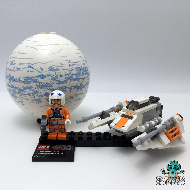LEGO Star Wars 75009 Snowspeeder & Hoth