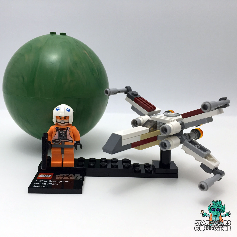 LEGO Star Wars 9677 X-Wing Starfighter & Yavin 4