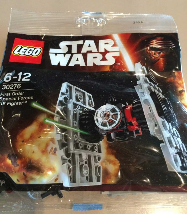 Lego Star Wars 30276 First Order Special Forces TIE Fighter
