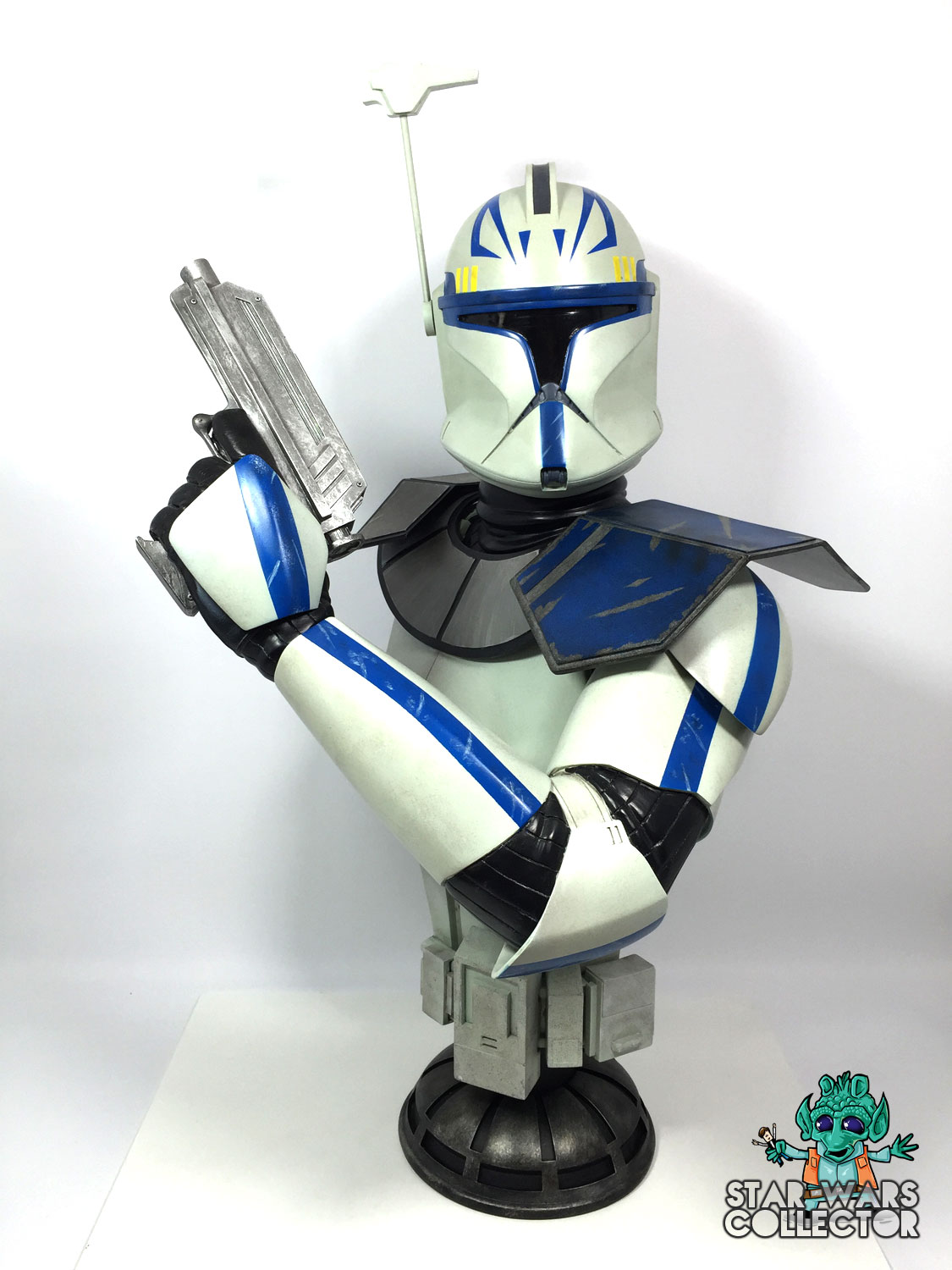 Sideshow Captain Rex Legendary Scale Büste