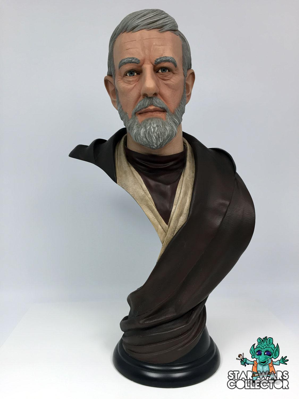 Sideshow Obi-Wan Kenobi Legendary Scale Büste