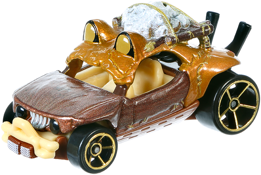 Hot Wheels Wicket Character Car – erstes Bild