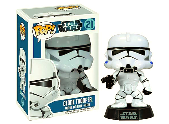 Funko POP Clone Trooper kommt als Neuauflage