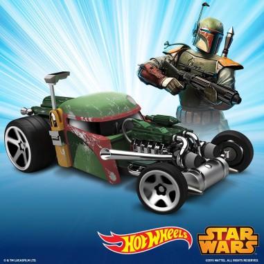 Obi Wan Kenobi Character Car offiziell vorgestellt Star Wars