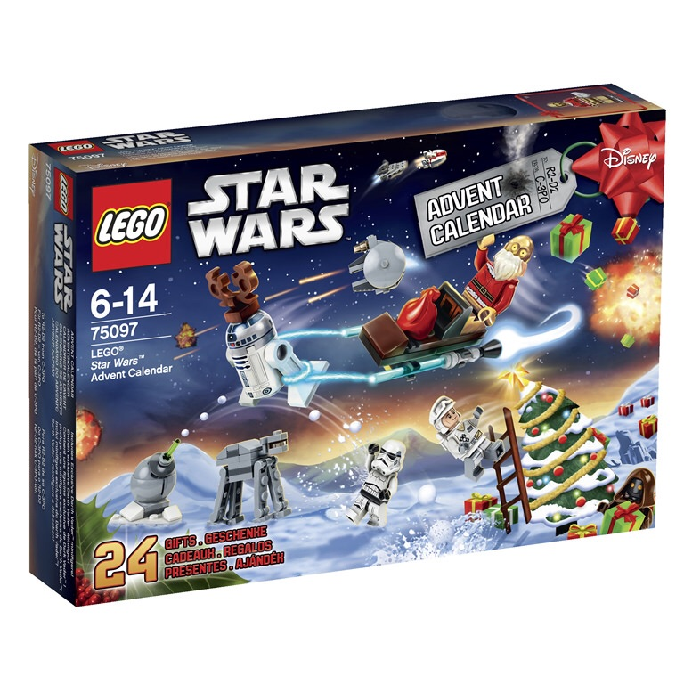 Lego Star Wars 75097 Adventskalender 2015