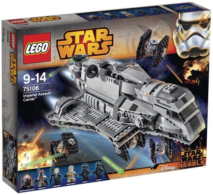 Offizielle Bilder der LEGO Star Wars Sommer Sets