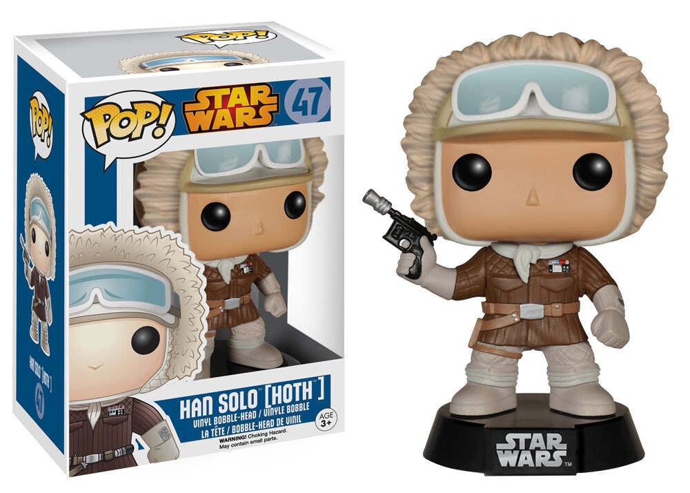 POP! Han Solo (Hoth)