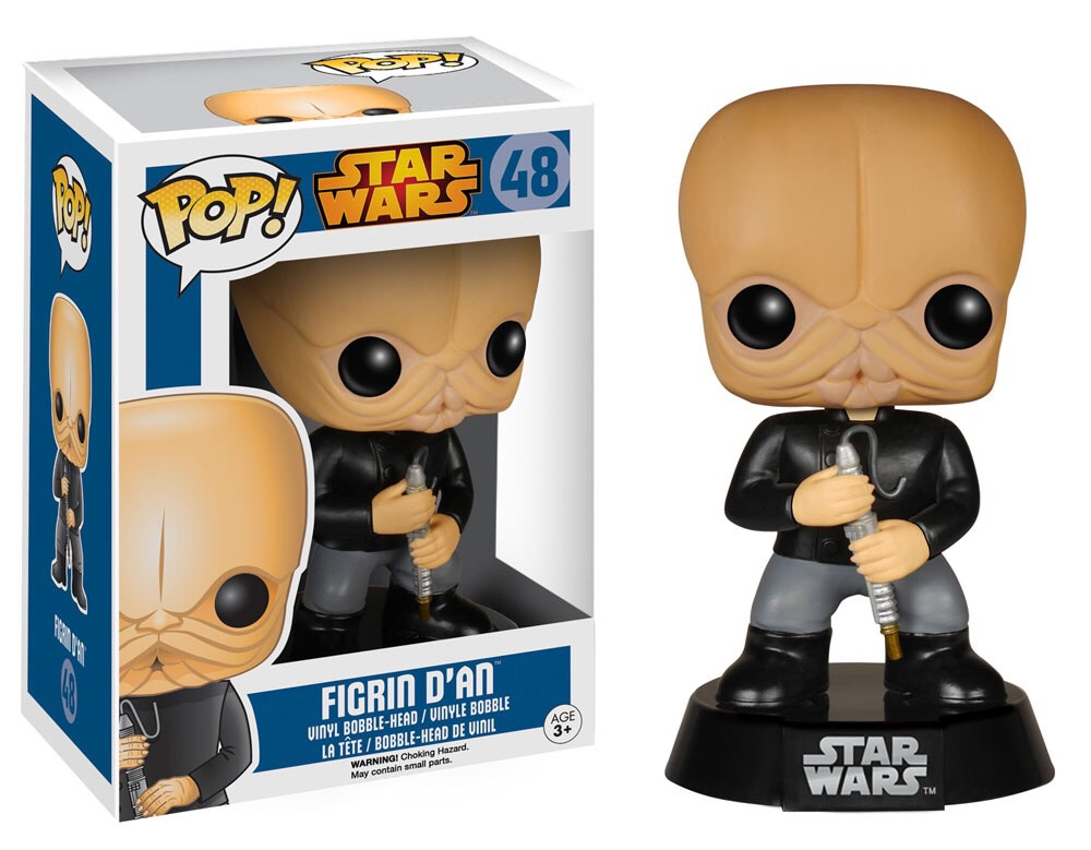 Vier neue POP! Vinyl Bobble Heads bei GameStop