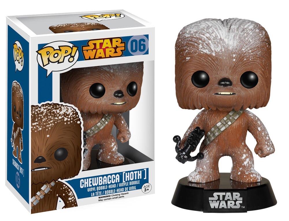 POP! Chewbacca (Hoth)