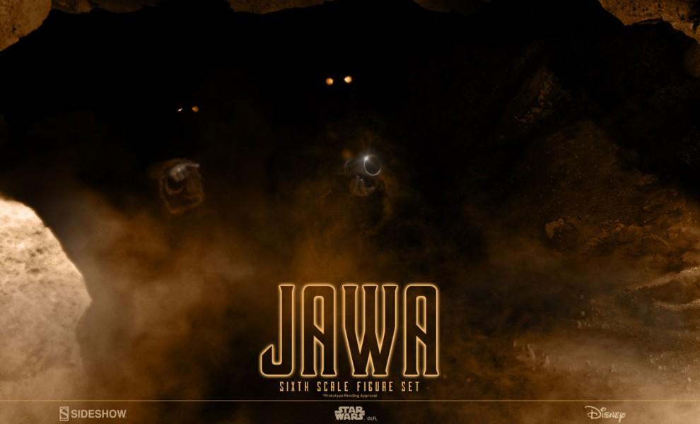 Sideshow Jawa Figures