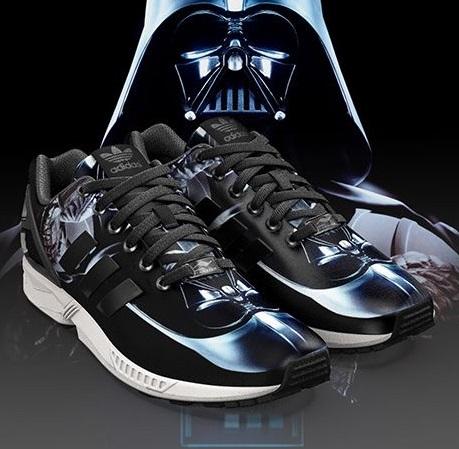 Entwirf deine eigenen Adidas Star Wars Sneaker!