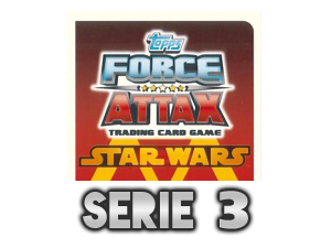 TOPPS Force Attax Movie Cards Serie 3