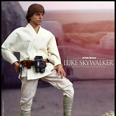 Hot Toys Luke Skywalker 1/6 Scale Collectible