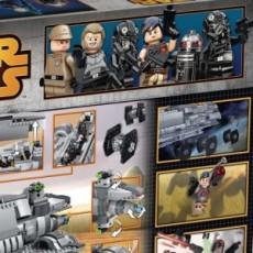 Detailbilder und Review-Videos der LEGO Star Wars Sommer Sets 2015