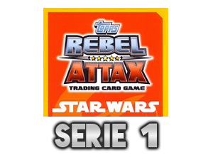TOPPS Rebel Attax Serie 1