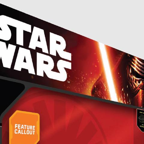 Star Wars: The Force Awakens Merchandise wird am 04.09.2015 veröffentlicht