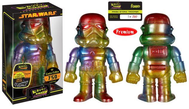 Funko Hikari Sofubi Prism Stormtrooper