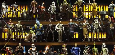 #shortcut: Viele Hasbro Star Wars Figuren im Angebot