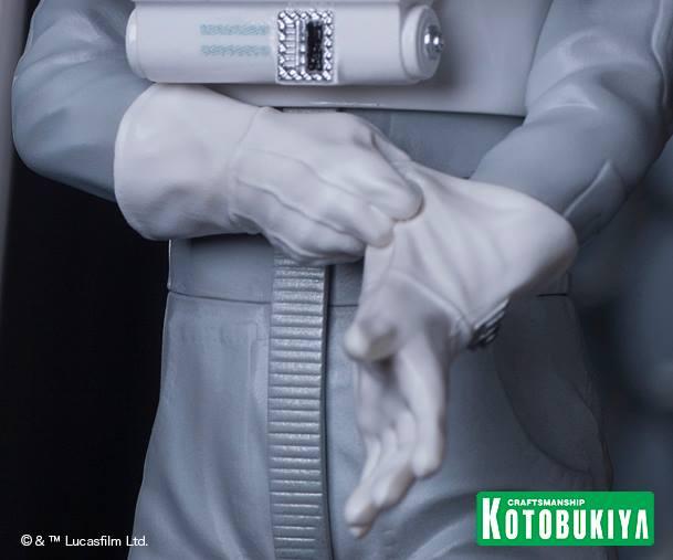 Kotobukiya AT-AT Driver ArtFX+