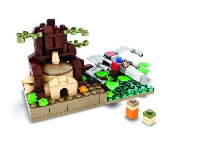 LEGO Star Wars Dagobah Mini Set