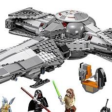 Offizielles Bild des LEGO Star Wars 75096 Sith Infiltrator