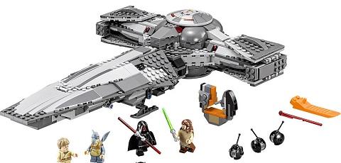 Review-Video zum LEGO Star Wars 75096 Sith Infiltrator
