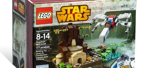 Weitere Bilder des LEGO Star Wars SDCC 2015 Exclusives