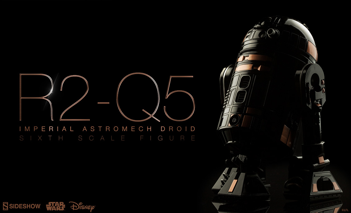 Sideshow R2-Q5 Sixth Scale