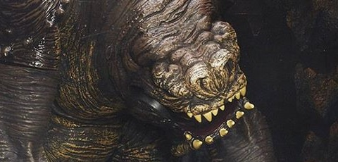 Neues Hasbro SDCC 2015 Star Wars Exclusive: The Black Series Jabba's Rancor Pit