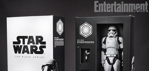 Erstes Merchandise zu Star Wars: The Force Awakens