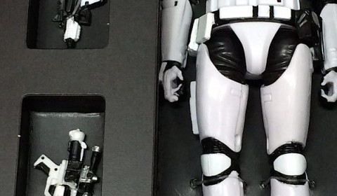 The Force Awakens First Order Stormtrooper - Black Series 6