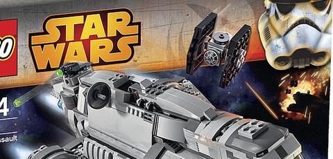 Neue LEGO Star Wars Modelle reduziert