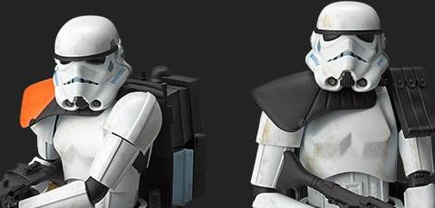 Neues Bandai Sandtrooper Model-Kit vorgestellt