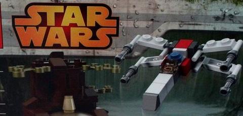 SDCC 2015 LEGO Star Wars Dagobah Mini-Set selbst bauen