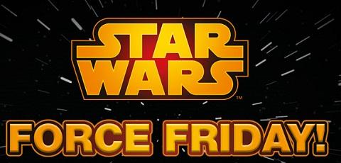 Star Wars Force Friday in Deutschland