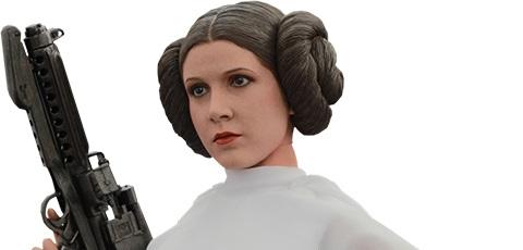Hot Toys Princess Leia Sixth Scale – Pre-Order ist gestartet