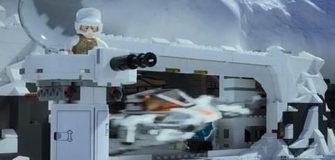 Weitere Anzeichen für LEGO Star Wars 75098 Hoth Echo Base