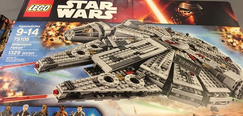 LEGO Star Wars The Force Awakens – Bilder der Sets 75102 und 75105